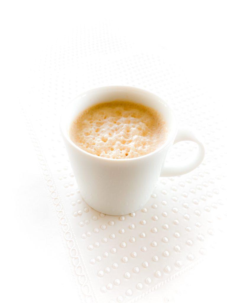De tweede kop koffie