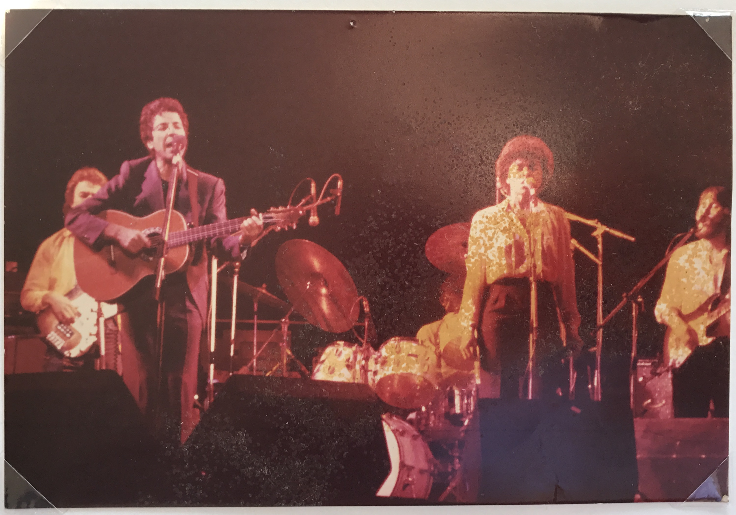 Leonard Cohen in het Concertgebouw, 1979